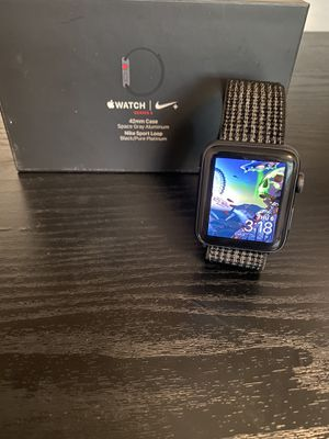 Apple Watch Nike+ Series 3 for Sale in Tacoma, WA