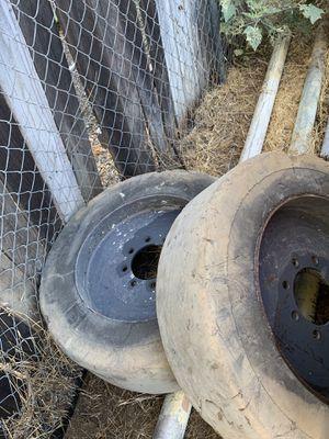 Bobcat wheels for Sale in San Bernardino, CA