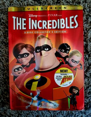 The Incredibles DVD for Sale in Norwalk, CA