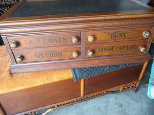 Antique spool cabinet for Sale in Redondo Beach, CA
