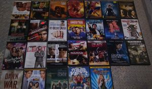 Third batch of DVDs for Sale in Tucson, AZ
