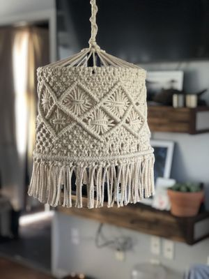 Macrame chandelier for Sale in Vista, CA
