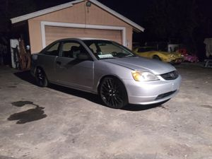 2002 HONDA CIVIC DX for Sale in Fontana, CA