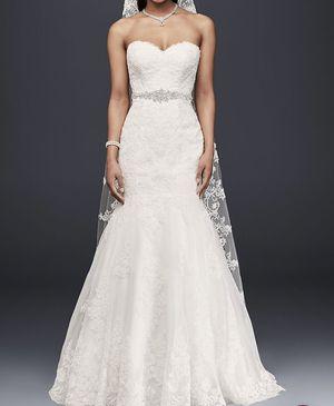 David's bridal wedding dress for Sale in Spokane, WA
