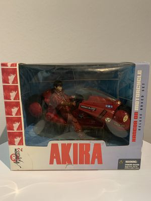 AKIRA-Kaneda on Motorcycle Deluxe Boxed Set for Sale in San Diego, CA