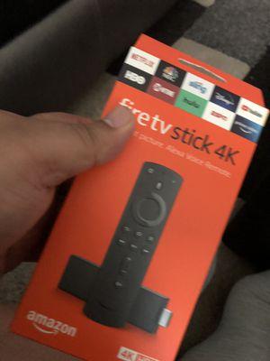 Amazon firestick for Sale in Lowell, MA