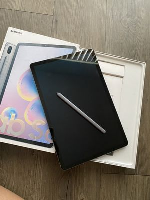 """Samsung Tab S6 10.5"""" 128GB for Sale in Pinellas Park, FL"""