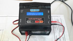 Team Orion Race Spec lipo charger and Racers Edge power supply for Sale in Kennewick, WA