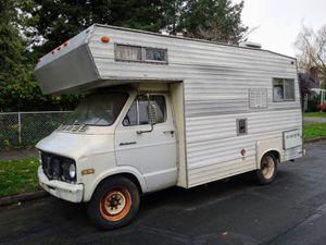 1972 Dodge Fargo B300 Sportsman Camper Van RV for Sale in Portland, OR