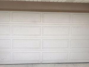 Full complete Garage door with opener for Sale in Winter Haven, FL