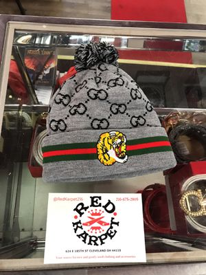 Gucci Tiger Hat Gray for Sale in Euclid, OH