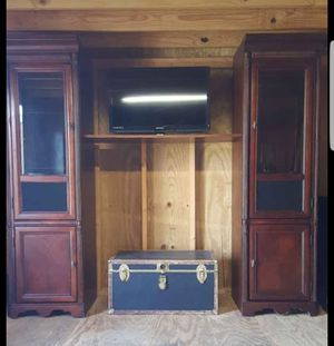 Entertainment Center for Sale in Crowley, TX