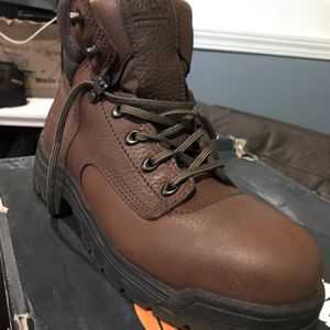 Work Boots 🥾// Timberland Pro // TITAN ALLOY SAFETY TOE// Size (7)(7.5)(11.5)(12)(13) for Sale in Niles, IL