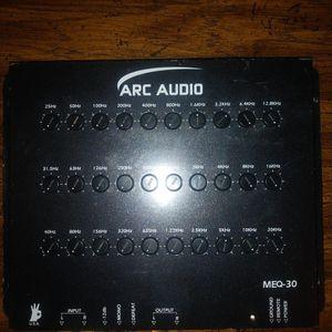 Arc Audio MeQ 30 for Sale in Stockton, CA