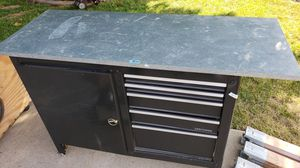 Craftsman Metal Workbench for Sale in Jefferson City, MO