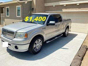 🔑🔑$1400🔑🔑 For Sale URGENT 🔑🔑2007 Lincoln Mark LT CLEAN TITLE🔑🔑 for Sale in Washington, DC