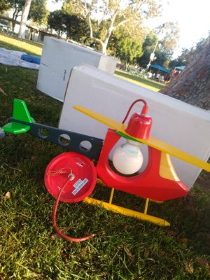 Kids Room Decor Helicopter Light Fixture for Sale in Bell, CA