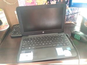 "11.6"" HP stream laptop travel pc computer mini for Sale in Lacey, WA"