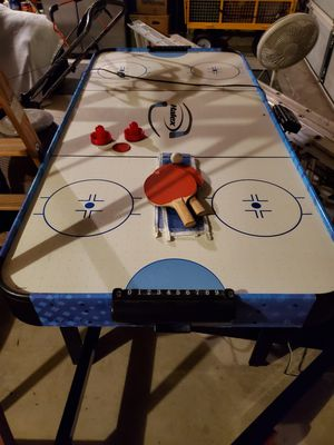Air Hockey & Ping Pong Table for Sale in Jenks, OK