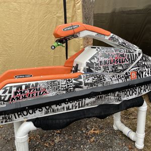 Jet Ski 650sx HULL Rhass Conversion ( No Motor) for Sale in Centerport, NY