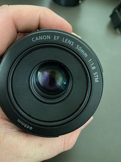 Canon 50mm for Sale in Phoenix,  AZ