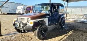 2004 Jeep Wrangler X for Sale in Oakland, CA