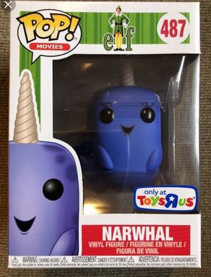 Funko Pop Narwhal figure ELF rare Toys r us exclusive for Sale in Louisville, KY