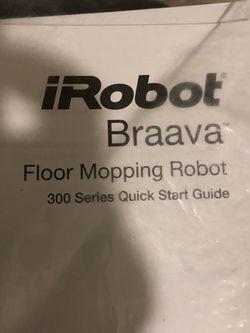 iRobot Braava floor mopping Robot for Sale in Portland,  OR