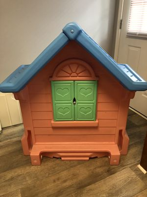 Kids house bed frame for Sale in Johnson City, TN