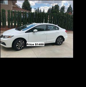 Price$1400 Honda Civic for Sale in Morgantown, WV