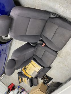 Toyota Matrix and Pontiac Vibe car seats FREE!!! for Sale in Rochester,  NY