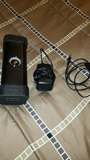 Brookstone Bluetooth Speaker for Sale in Chelsea, MA