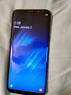 Samsung Galaxy 8+ Cell Phone for Sale in Spring Hill, FL