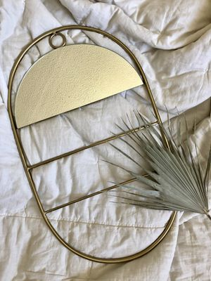 Gold mirror for Sale in Lancaster, CA