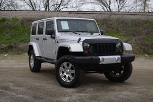 2011 Jeep Wrangler Unlimited for Sale in Richardson, TX