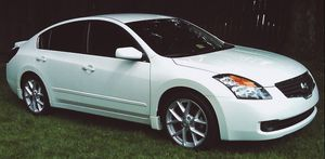New battery 2007 Nissan Altima Economy car for Sale in West Valley City, UT