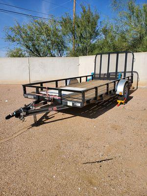 2018 PJ 14 ft Utility Trailer for Sale in Gilbert, AZ