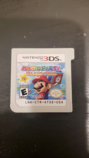 Mario Party Island Tour 3Ds for Sale in Philadelphia, PA