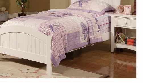 BRAND NEW TWIN BED ADD MATTRESS CHEST NIGHTSTAND AND FURNITURE AVAILABLE BY USA MEXICO FURNITURE 3VSSM