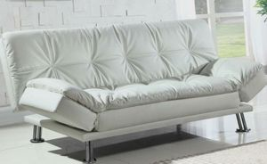 White or Black Sofa Bed for Sale in Margate, FL