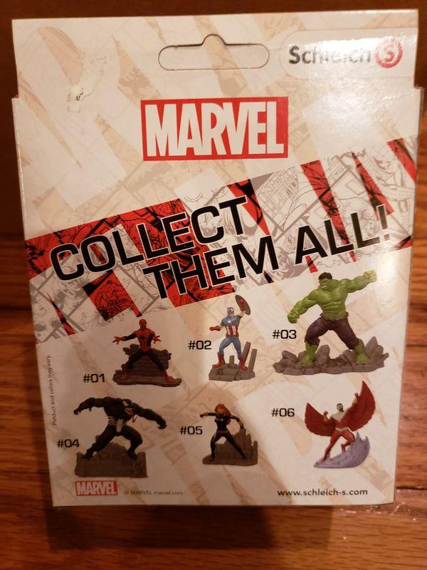 Marvel #06 Falcon Schleich Figure