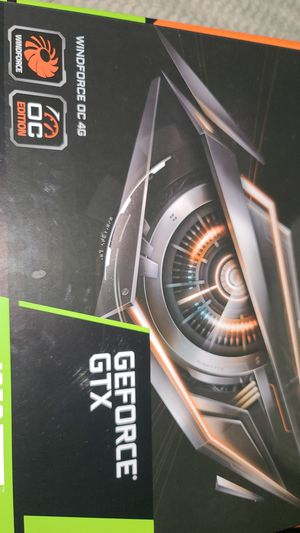 GeForce gtx 1650 super 4GB for Sale in Chicago, IL
