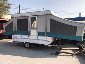 2006 Coleman Fleetwood Pop Up Camper (Destiny) for Sale in El Paso, TX
