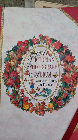 Victorian photo book for Sale in Pacifica, CA