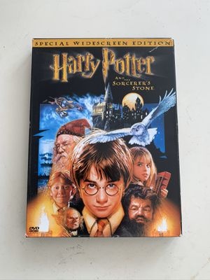 Harry Potter and the Sorcerer's Stone DVD for Sale in Boca Raton, FL