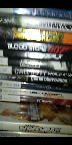 Xbox 360 games for Sale in Willoughby, OH