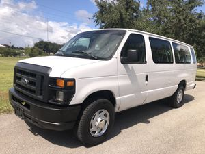 2013 FORD E 350 SUPER DUTY EXTENDED for Sale in Kissimmee, FL