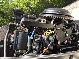 2000 model Johnson 50 hp outboard motor for Sale for sale  Stockbridge, GA