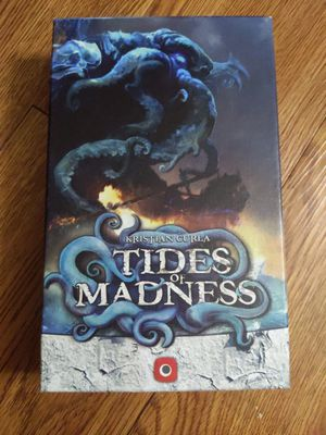 Tides of Madness Board Game for Sale in Phoenix, AZ