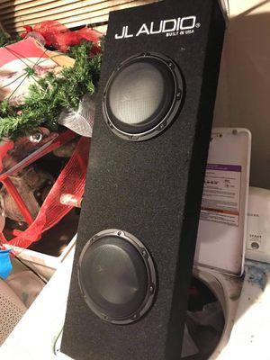 W3 8 inch jl audio for Sale in Hayward, CA